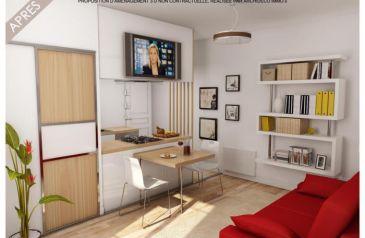 appartement 1 pieces suresnes 92150