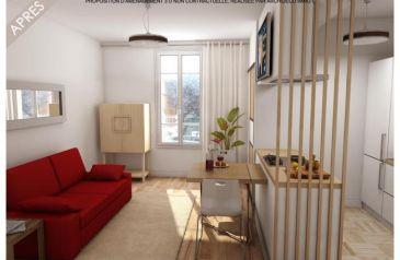 appartement 1 pieces suresnes 92150 2