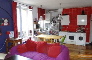 appartement 3 pieces paris 75019