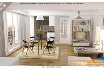 appartement 3 pieces charenton-le-pont 94220