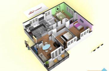 appartement 3 pieces la-celle-st-cloud 78170 2
