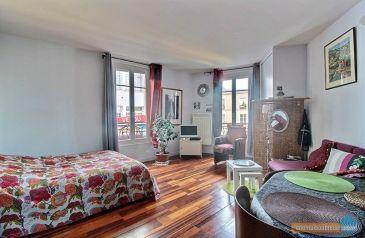 appartement 1 pieces paris 75018