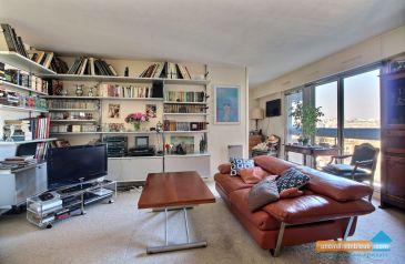 appartement 2 pieces boulogne-billancourt 92100