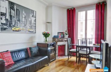 appartement 2 pieces montreuil 93100