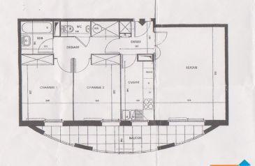 appartement 3 pieces chatillon 92320 2