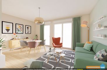 appartement 3 pieces rennes 35000 2