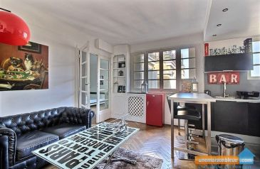 appartement 2 pieces paris 75016