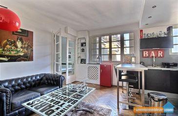 appartement 2 pieces paris 75016
