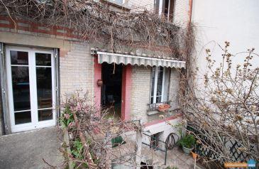 maison 4 pieces asnières-sur-seine 92600