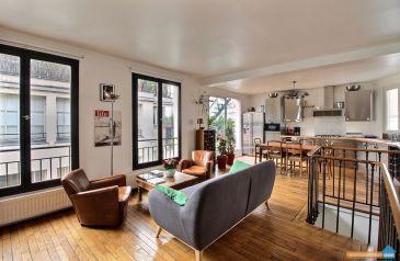 appartement 4 pieces paris 75010 2