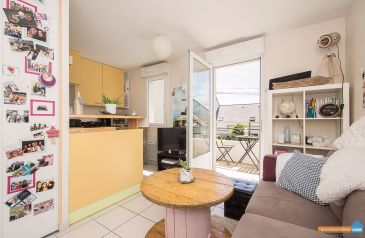 appartement 2 pieces nantes 44100