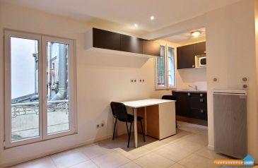 appartement 1 pieces paris 75010