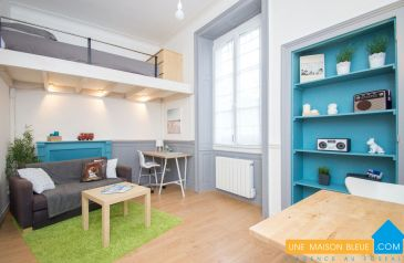 appartement 1 pieces rennes 35000