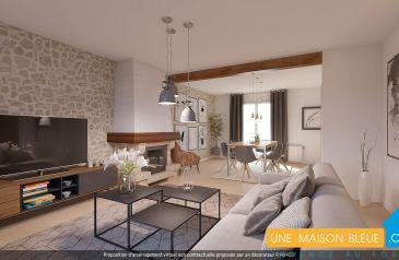 maison 6 pieces eragny 95610