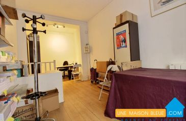 local_professionnel 2 pieces paris 75009 2