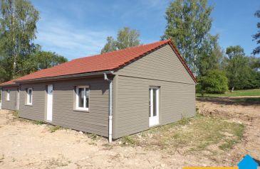 maison 3 pieces st-die-des-vosges 88100