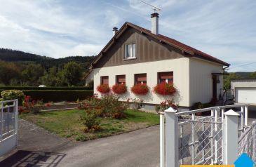 maison 4 pieces ban-sur-meurthe-clefcy 88230