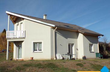 maison 6 pieces saulcy-sur-meurthe 88580