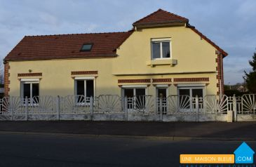 maison 5 pieces marolles-sur-seine 77130