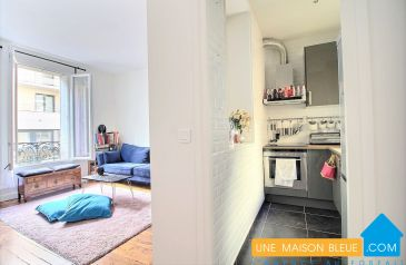 appartement 2 pieces boulogne-billancourt 92100 2