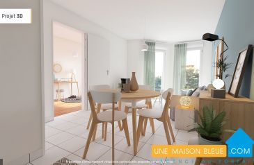 appartement 2 pieces sainte-luce-sur-loire 44980