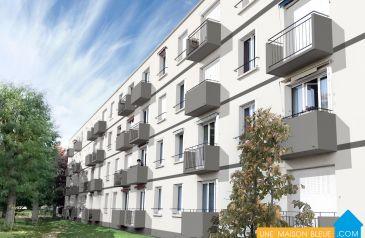 appartement 3 pieces croissy-sur-seine 78290