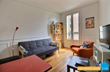 appartement 2 pieces paris 75015