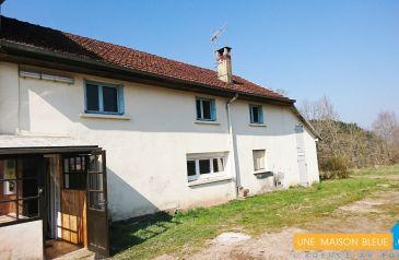 maison 5 pieces ban-sur-meurthe-clefcy 88230