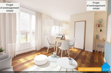 appartement 3 pieces montrouge 92120