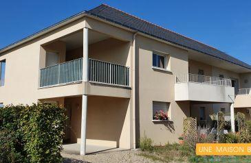 appartement 3 pieces saint-sylvain-d-anjou 49480