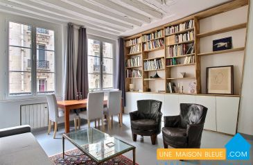 appartement 2 pieces paris 75003