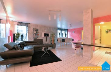 appartement 5 pieces saulcy-sur-meurthe 88580