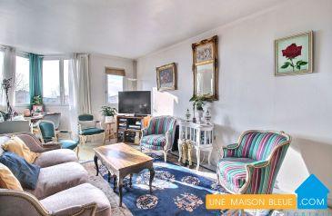 appartement 4 pieces sartrouville 78500