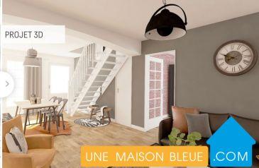 maison 4 pieces la-gaude 06610