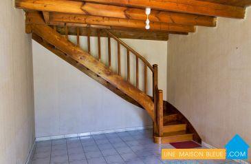 maison 7 pieces pons 17800 2