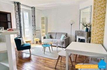 appartement 2 pieces paris 75020