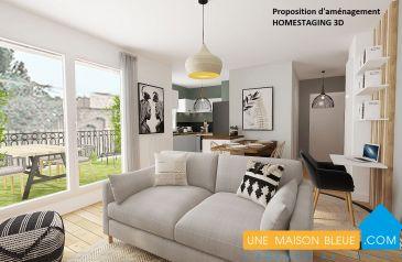 appartement 3 pieces montesson 78360