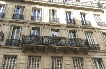 appartement 1 pieces paris 75008