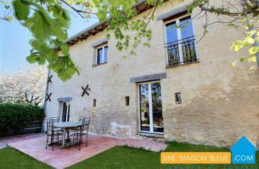maison 6 pieces montesquieu-lauragais 31450