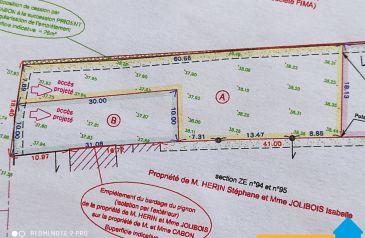 terrain 0 pieces ploudalmezeau 29830 2