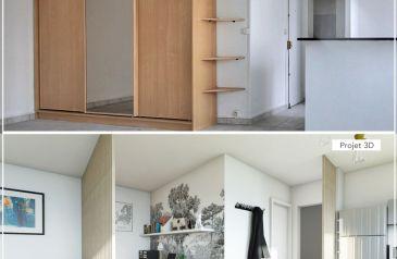 appartement 3 pieces clichy 92110 2