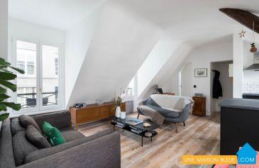 appartement 2 pieces paris 75004