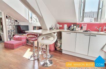 appartement 2 pieces levallois-perret 92300