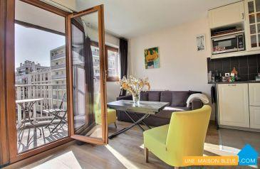 appartement 1 pieces paris 75015 2