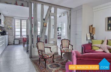 appartement 5 pieces paris 75018 2