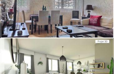 appartement 3 pieces vitry-sur-seine 94400
