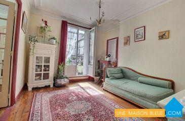 appartement 3 pieces paris 75020