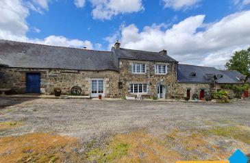 maison 4 pieces saint-aignan 56480