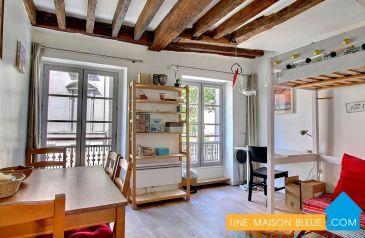 appartement 2 pieces paris 75005